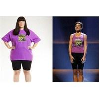 Zayıflama Programında 59 Kilo Verdi