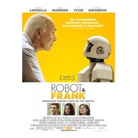"""Robot And Frank""dan İlk Fragman"