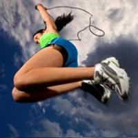 Zıplamak Sağlık İçin Faydalı