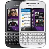 Yeni Blackberry Q10 Türkiye'de