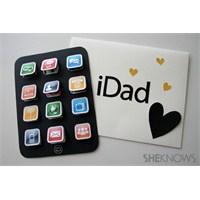Elektronik Tutkunu Babalara Özel Bir Kart