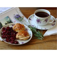 Sabaha Eşlik Edenler - Yabanmersinli Ekmek