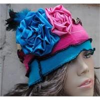 El Yapımı 2012 Modeli Şapka Modelleri