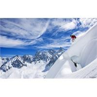 Fransa'nın Kayak Bölgeleri