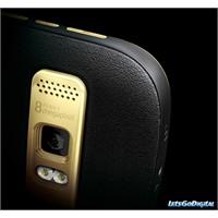 Nokia'dan Altın Kaplamalı Telefon