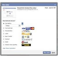 Facebook'ta Paralı Dönem…