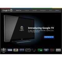 Google Tv Geliyor
