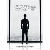 Fifty Shades Of Grey(Grinin Elli Tonu) İlk Afiş