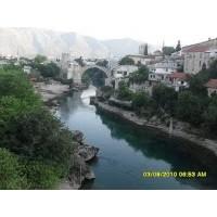 Görülesi yerler serisi - 3 : Mostar köprüsü