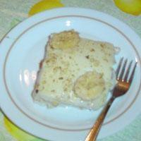 Basit Muzlu Pasta