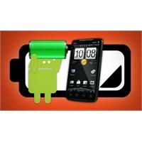 Android'lilere Uzun Giden Şarj Önerileri