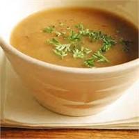 Lezzetli Soğan Çorbası