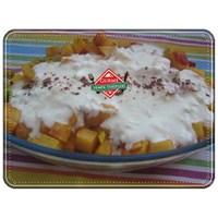 Yoğurtlu Patates Biber Kızartması Tarifi - Gurme
