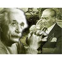 Albert Einstein'ın Atatürk'e Yazdığı Mektup