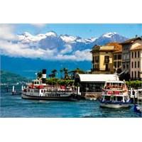 Romantikler İçin Como Gölü