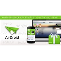 Airdroid Bilgisayardan Telefona Dosya Aktarma