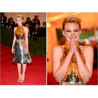 Carey Mullingan'ın Met Ball Elbisesi Satılık