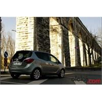 Opel Meriva En Dikkat Çekici Mpv'lerden Biri