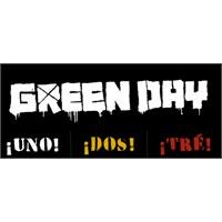 Green Day'den Dört Ayda Üç Albüm Geliyor