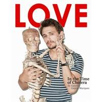 James Franco Her Kitaba Kapak Olsa?!