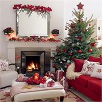 Yeni Yılda Evinize Kırmızı Renk İle Şans Getirin!