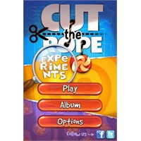 Cut The Rope: Experiments + Hd Versiyon