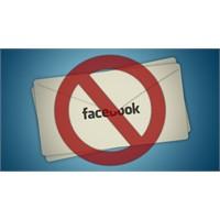 Facebook Bildirimlerini Tek E-posta Olarak Alın