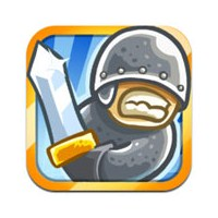Kingdom Rush İphone Tower Defans Oyunu