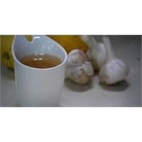 Sarımsak Çayı Ne İşe Yarar
