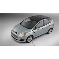 Ford C-max Solar Energi Güneş Enerjili Hibrit