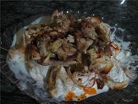 Yogurtlu Tavuklu Börek Çok Muhteşem