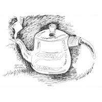 Bir Çaydanlık.. Bir Anı.. Bir Mutluluk.