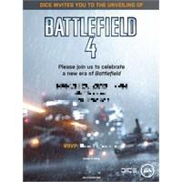 Battlefield 4 Teaserlarıyla Çoşturuyor !!