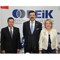 Dostluk Türk-ingiliz İş Formunda Şekilleniyor