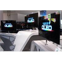 Yeni Teknoloji Tv'ler Geliyor