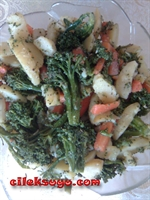 Nefis Brokoli Salatası