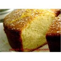 Limonlu Tereyağlı Kek