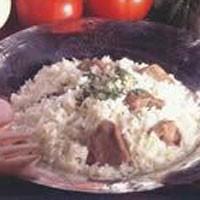 Etli Pirinç Pilavı...