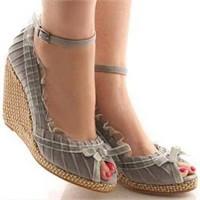 Yüksek Topuklu Ayakkabı İle Yürüme