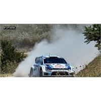 Wrc: 2013 İtalya Rallisi'nde Zafer Ogier'in !!