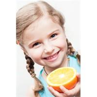 Bu Besinler Çocukları Hastalıklardan Koruyor