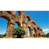 Akalar'dan Bu Güne Kadar Gelen Tarih: Aspendos