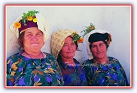 Çomakdağ Kızılağaç Köyü Kadınları (muğla) - Tanıtı
