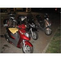 Motosiklet İle Akdeniz - Ege Gezisi