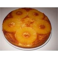 İkramlık Ananaslı Kek