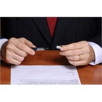 Okur - Yazar Olmayan İşçiye İmzalatılan İbraname