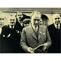 Atatürk' Ün Muhalefet Anlayışı