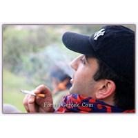 Yürürken İçilen Sigara Daha Çok Zehirliyor
