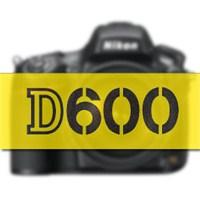Kesenize Göre Full Frame? Nikon D600