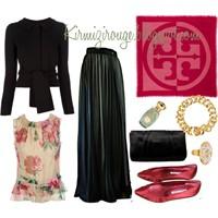Dolce & Gabbana Tesettür Kombini
